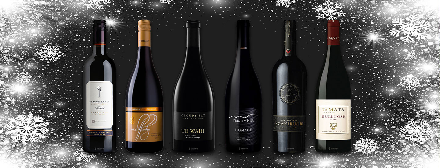 SHOP THE PERFECT WINE GIFT WITH THE NEW ZEALAND HOUSE OF WINE